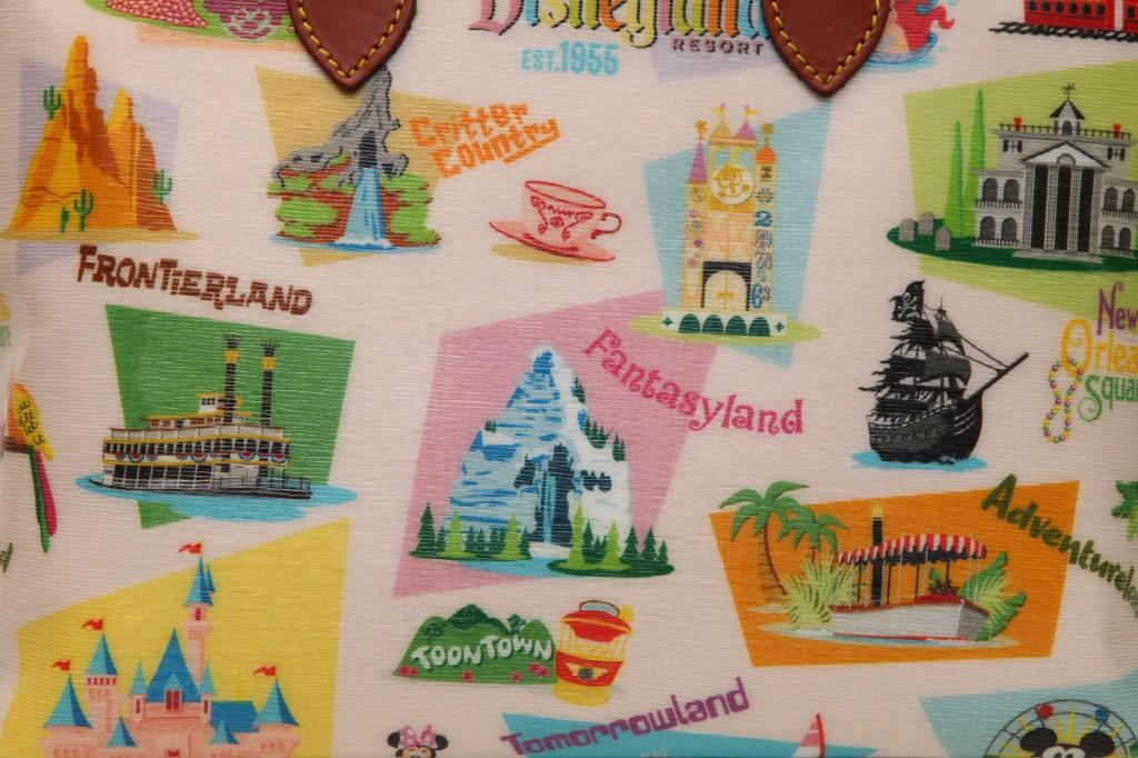 Disneyland Retro Collection design