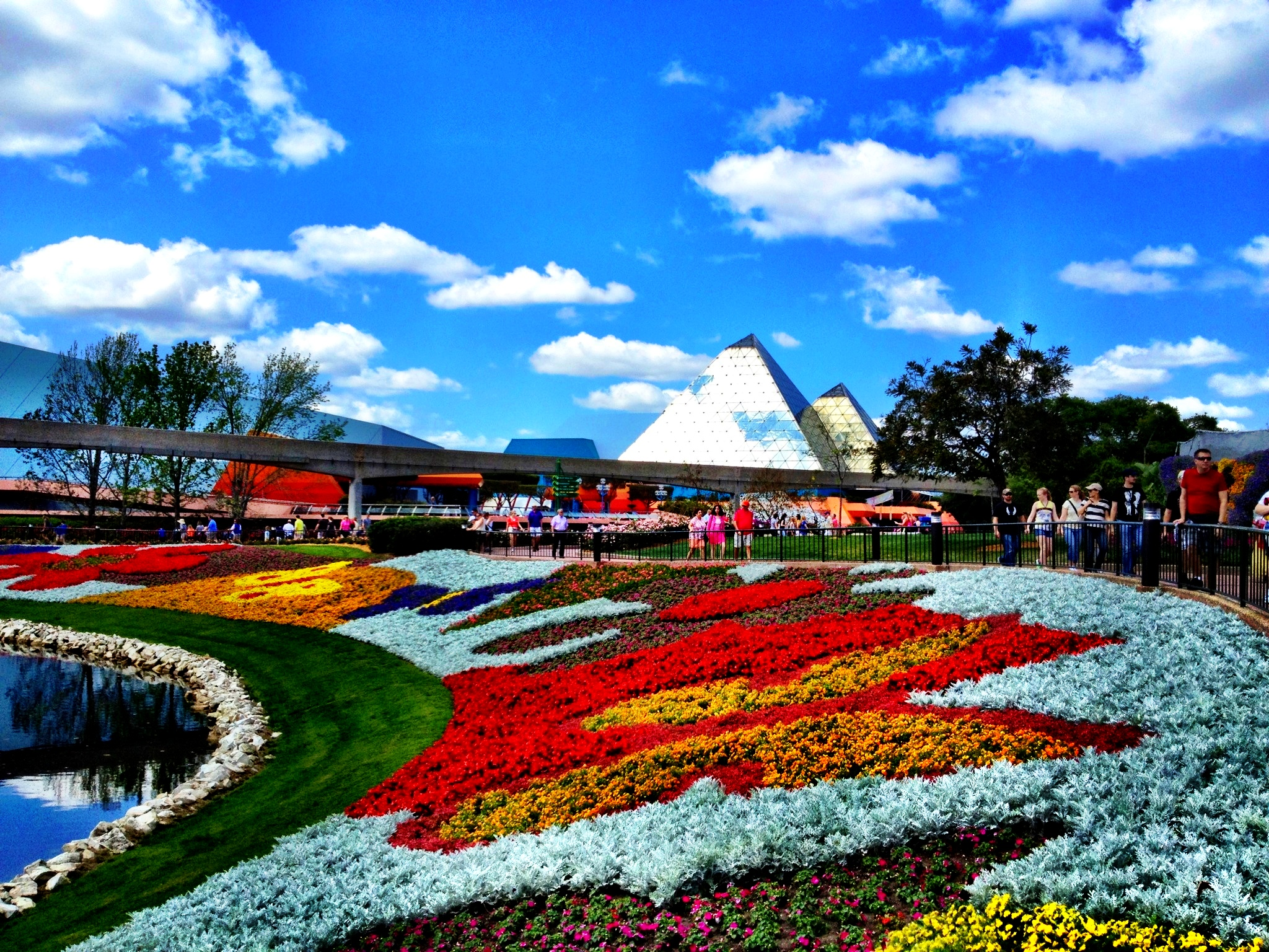 Photo Highlights of the Epcot Flower and Garden Festival