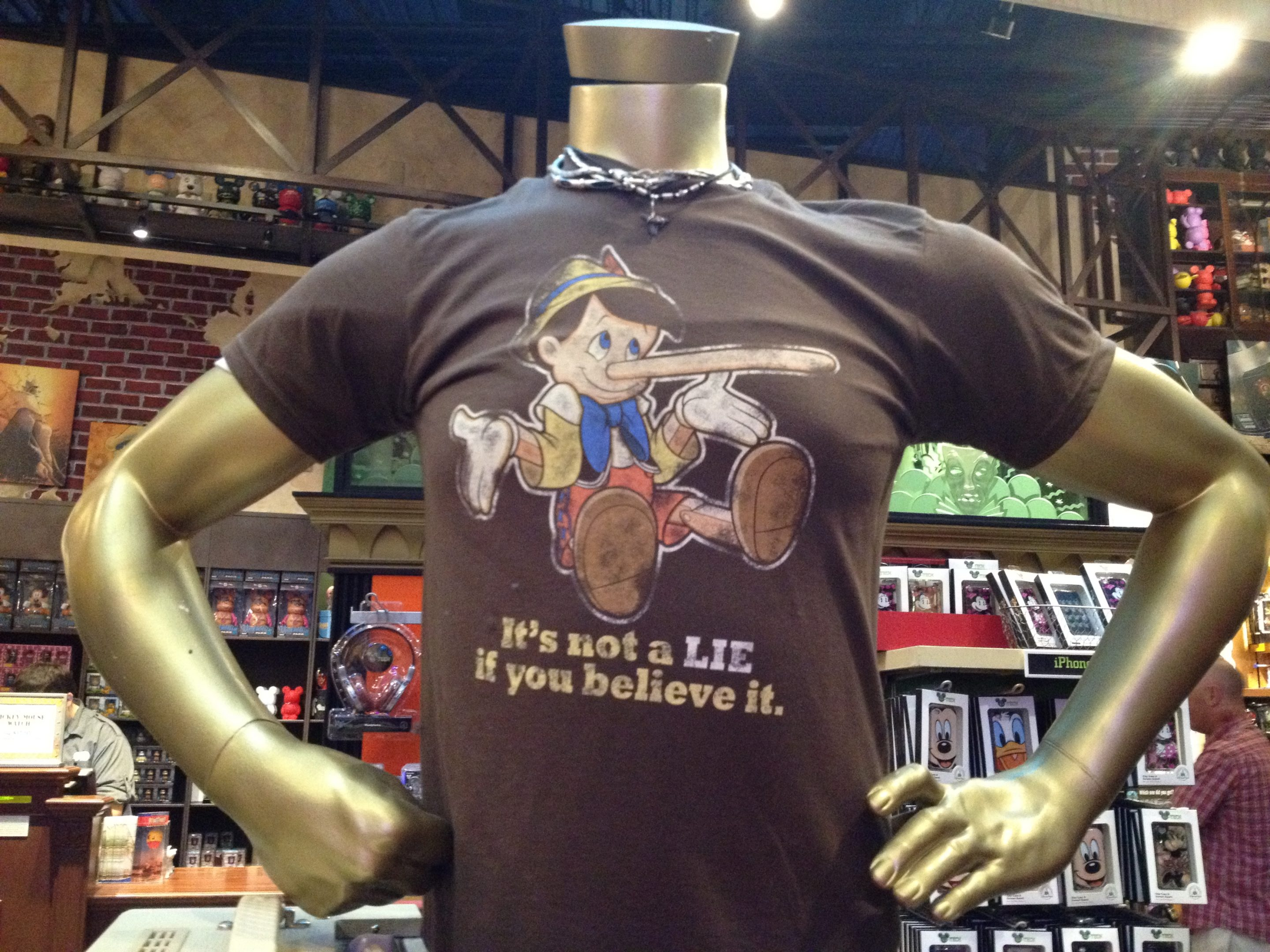 Merchandise Update: Fun, Quirky, Retro T-Shirts at Disney Parks