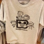 Retro Disney character Friendlyable t-shirt