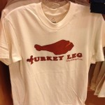 Turkey Leg t-shirt