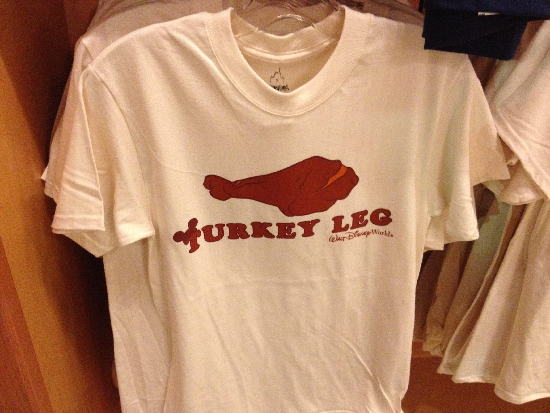Turkey leg t shirt zannaland for Shirts made in turkey