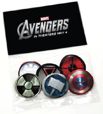 Marvel's The Avengers GIVEAWAY! [CLOSED]