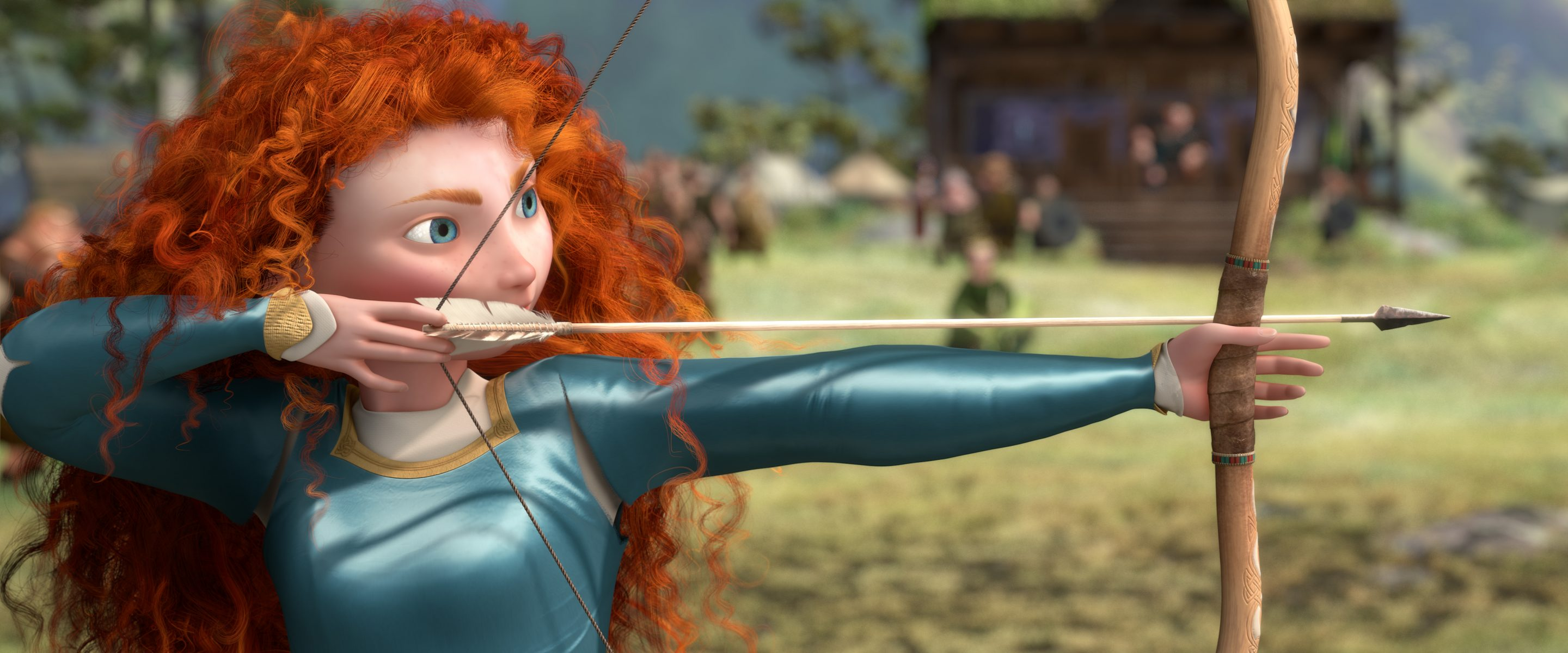 Disney Pixar's Brave Comes to DVD and Blu-Ray-What to Expect