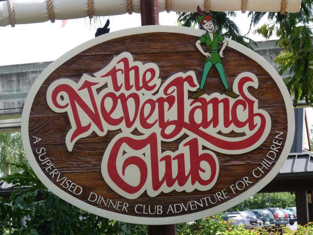 Never Land Club