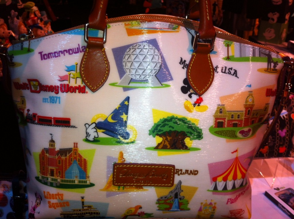 Disney Dooney and Bourke WDW Retro