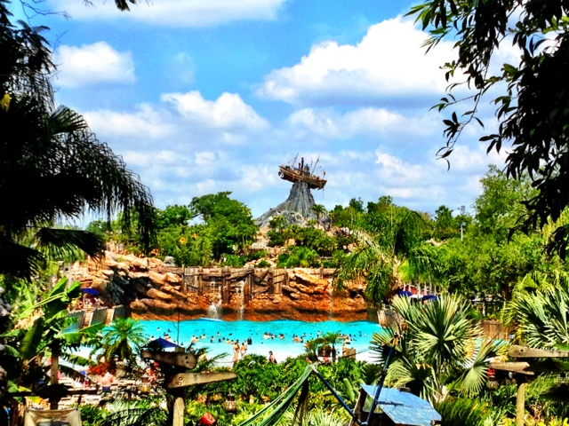 Saturday Scenes: Typhoon Lagoon