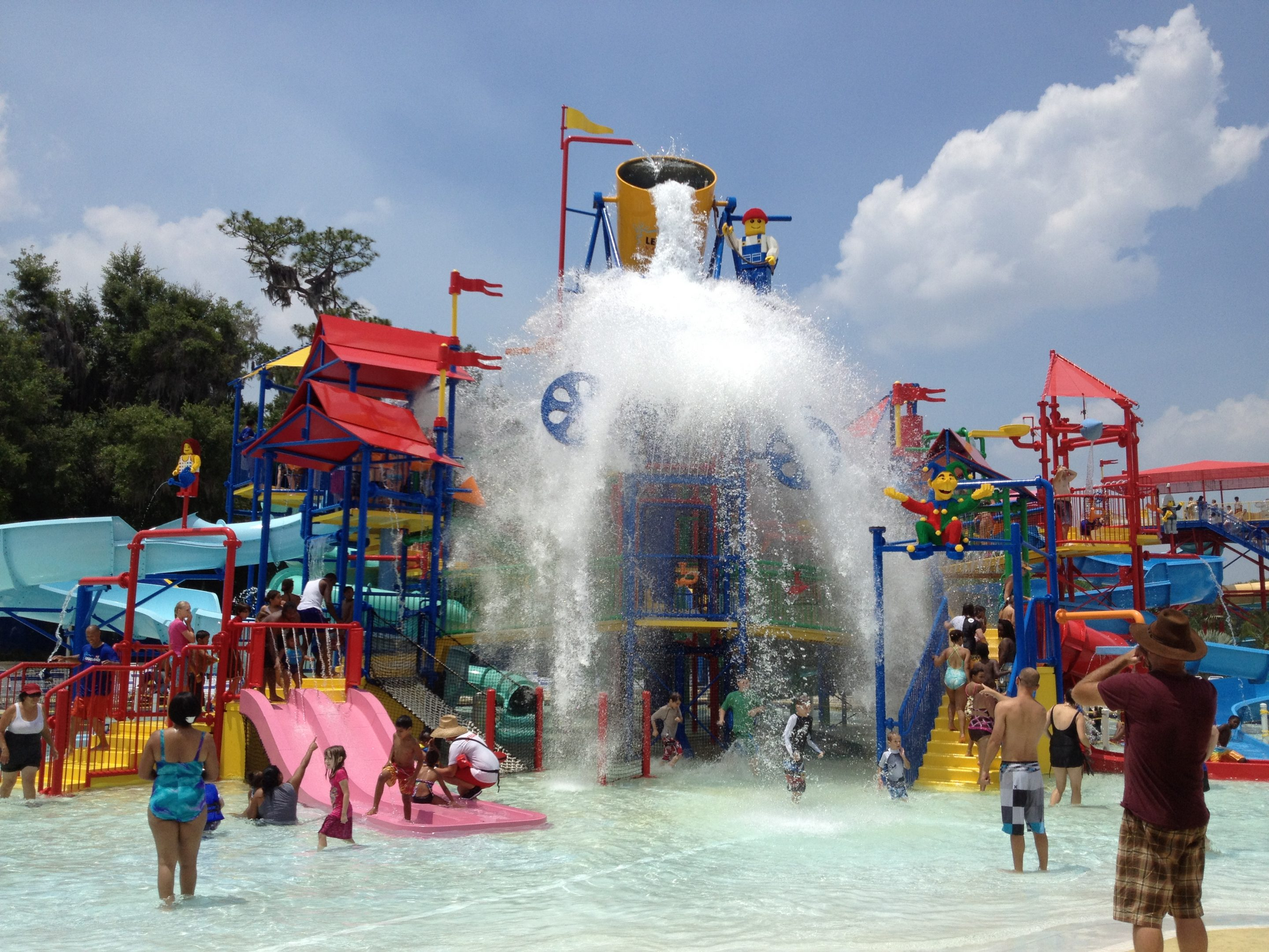 LEGOLAND Florida Water Park Opens As a Park Within a Park