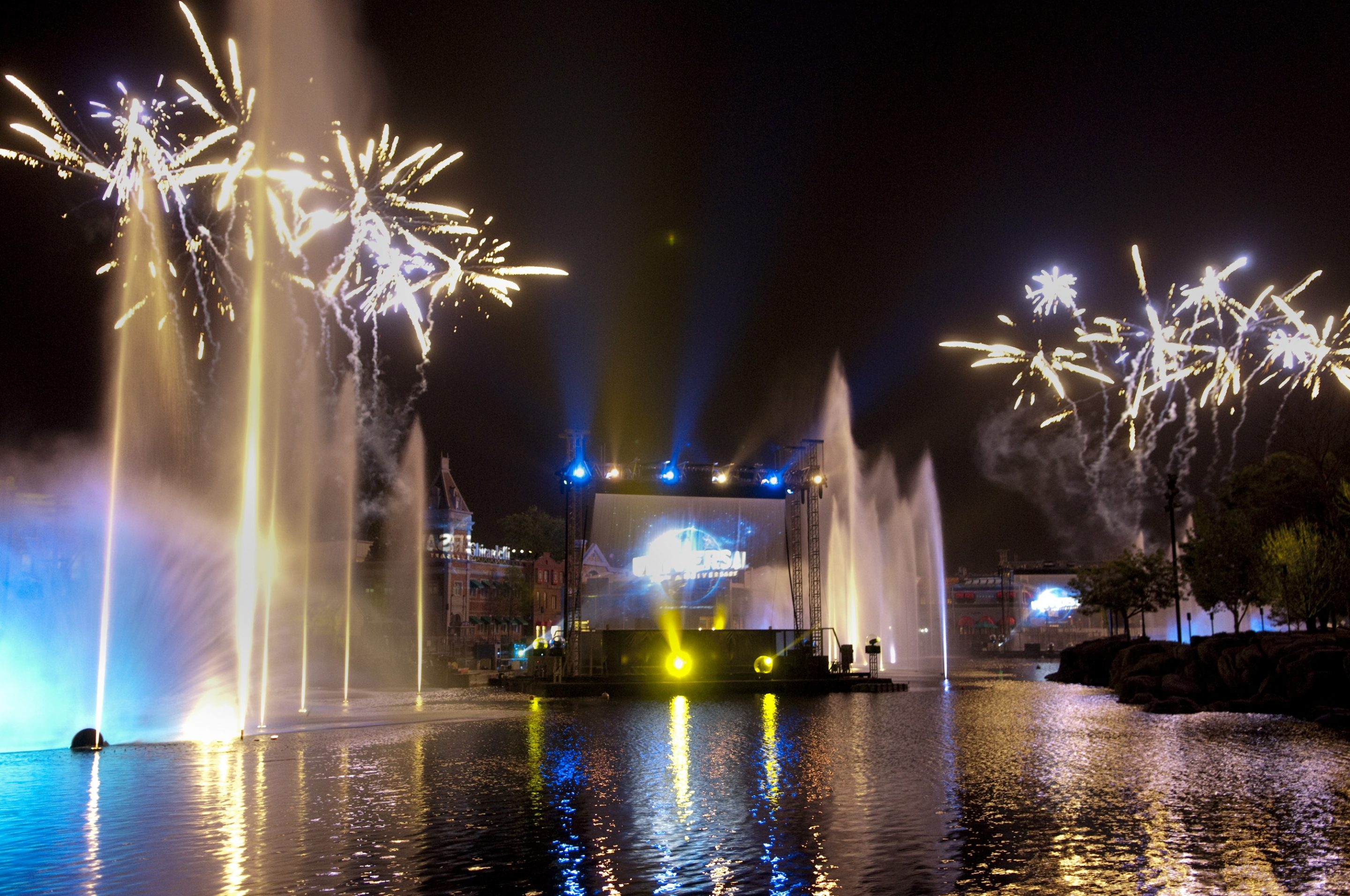 VIDEO: Universal Orlando's Cinematic Spectacular-100 Years of Movie Memories