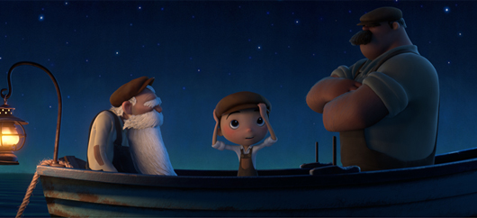 "Pixar Short ""La Luna"" – A Heartwarming Tale Of Generations"