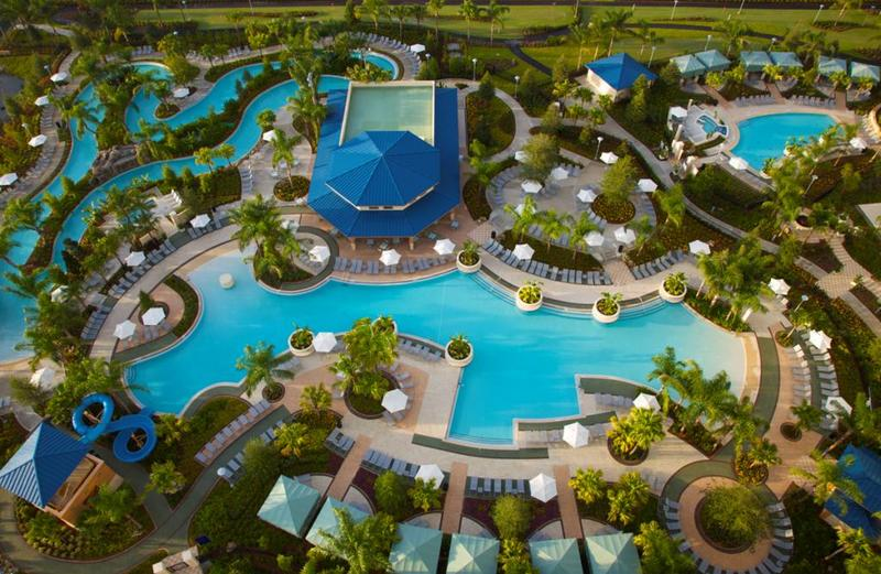 Hilton Orlando's Summer Birthday POOL-ooza Offers Fun for Locals and Visitors