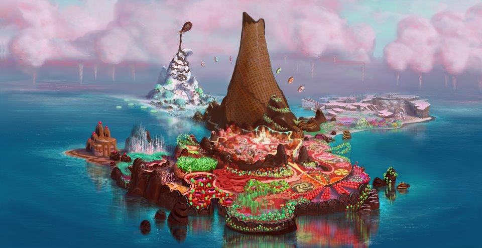 Wreck-it-Ralph's Sugar Rush