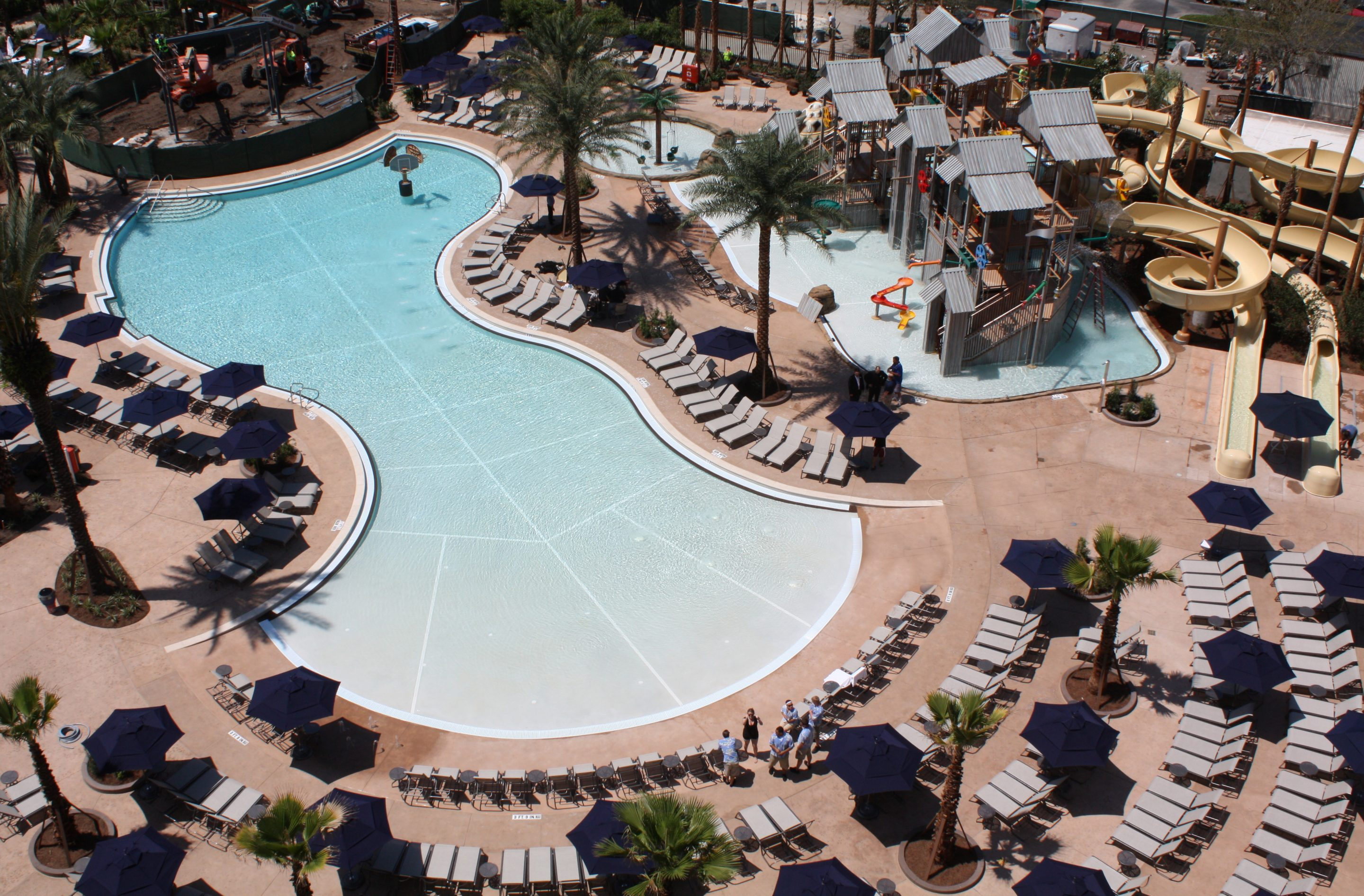 Gaylord Palms Orlando Opens Cypress Springs Water Park And Renovated Rooms Zannaland