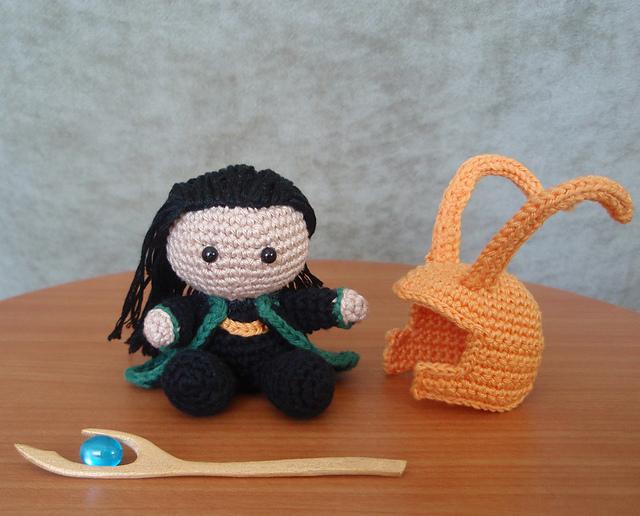 Pocket Avengers Loki
