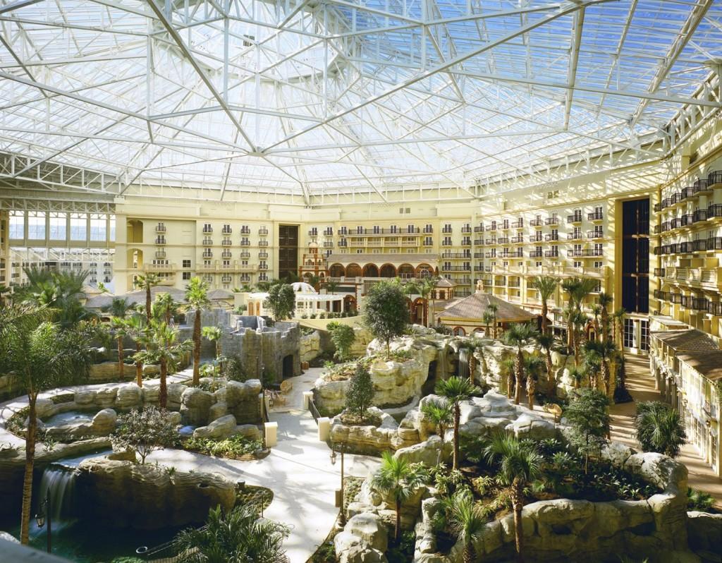 Gaylord Palms St. Augustine Atrium