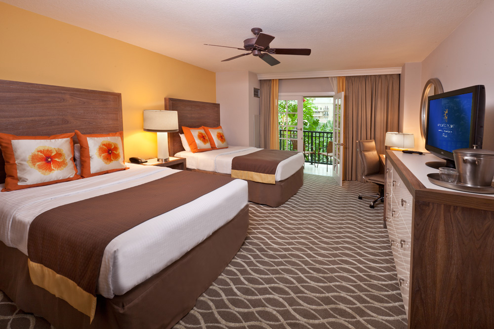 Gaylord Palms Renovated RoomsGaylord Palms Cypress Springs Waterpark