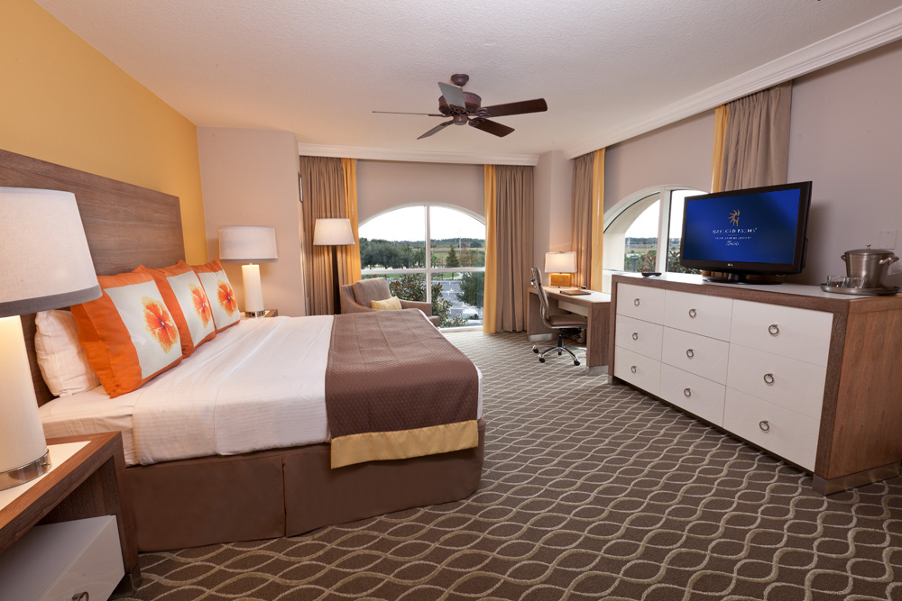 Gaylord Palms Renovated Room