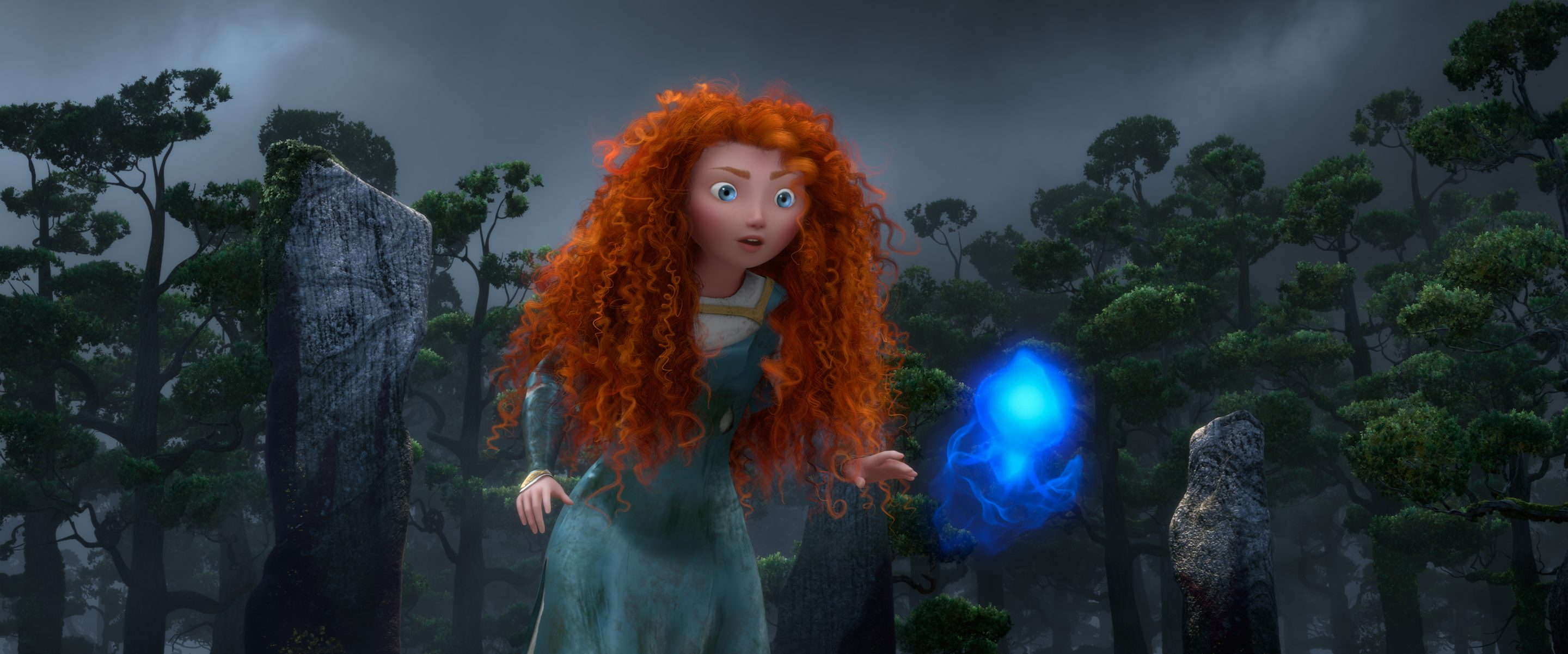 Spoiler-Free REVIEW of Disney-Pixar's #Brave-A Role Model is Born