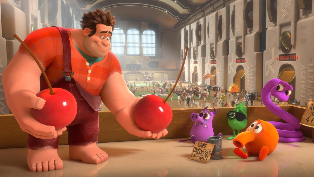 Wreck-it-Ralph Trailer Debuts – Old School Gamers Rejoice!