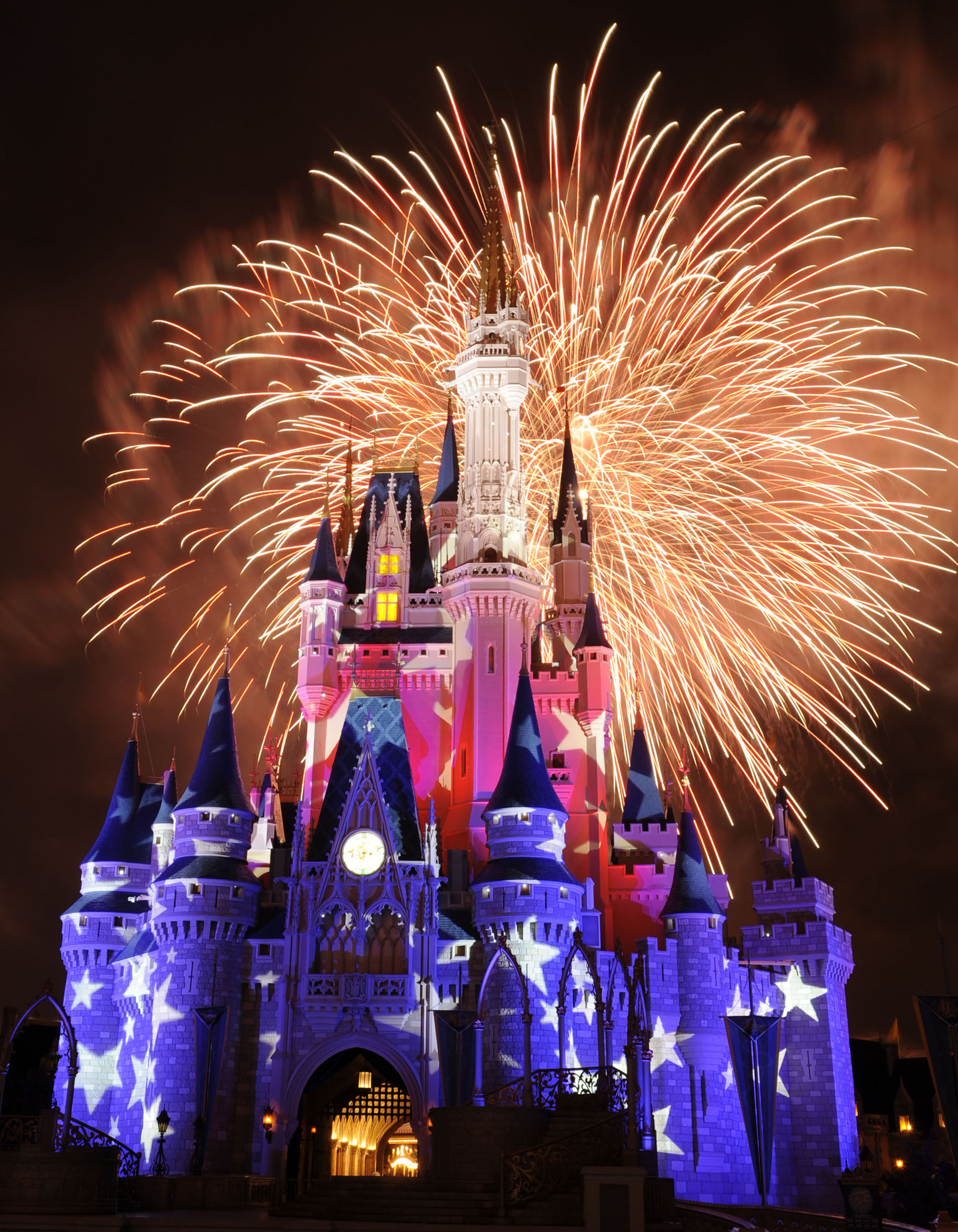Fourth of July Festivities and Fireworks at Walt Disney World Resort