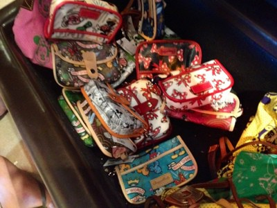 Never Before Seen Disney Dooney and Bourke Purses at Tren-D