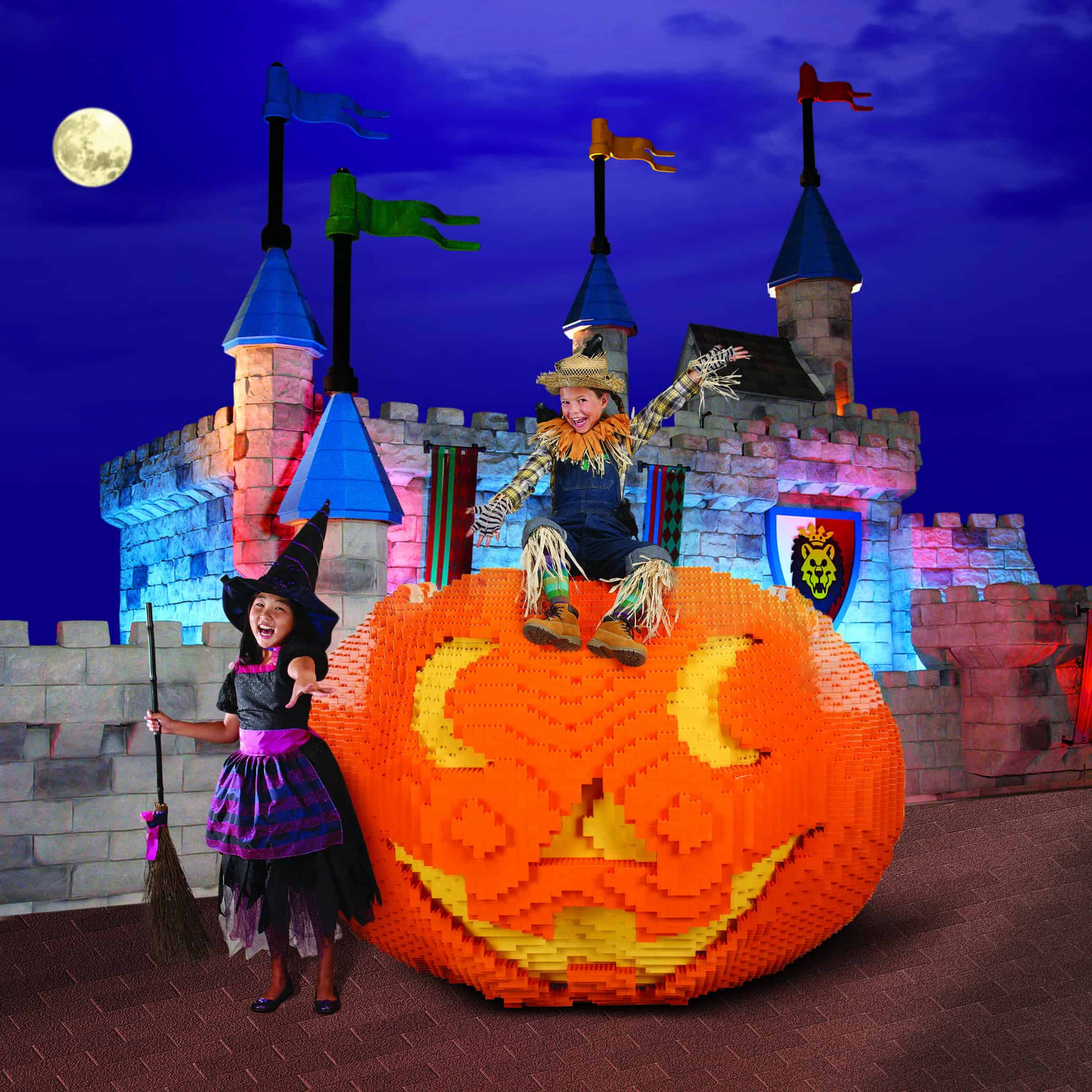 LEGOLAND Florida Gets Spooky With Brick-Or-Treat This Fall