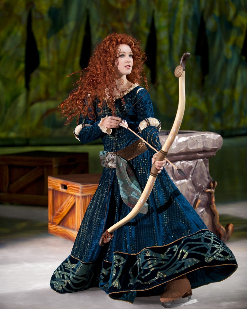 Merida on Ice