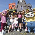 "Yesterday saw the grand opening and ""yellow carpet"" premiere of Universal Orlando Resort's newest attraction – Despicable Me Minion Mayhem at Universal Studios Florida. Stars from the film were on-hand to celebrate the ride and experience the fun for themselves. I can't wait to get over there myself and check […]"