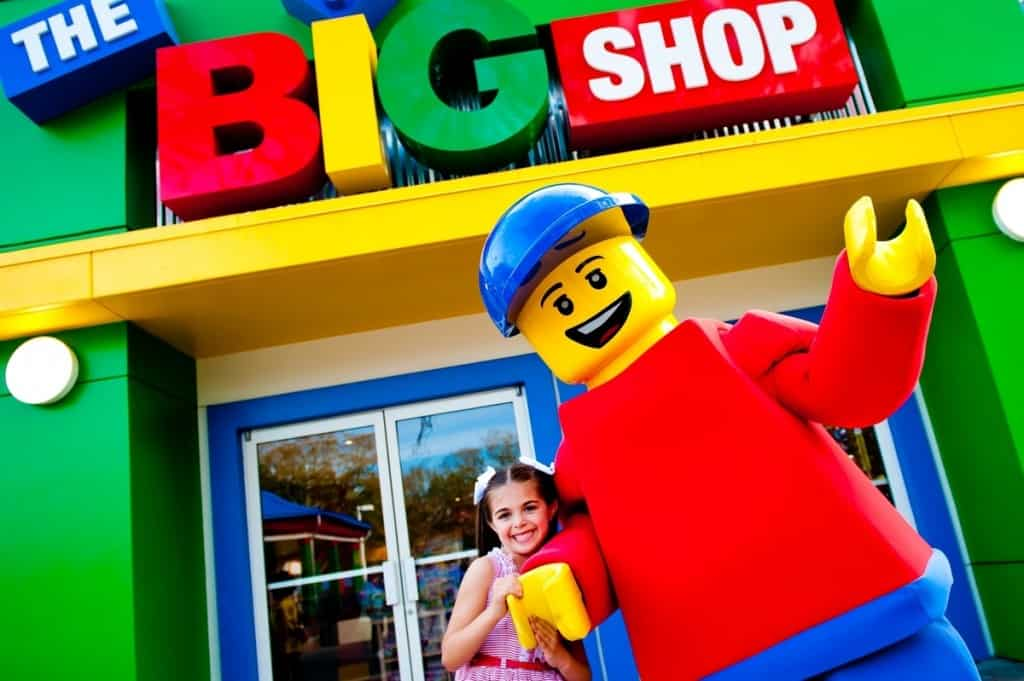 LEGOLAND Florida The Big Shop