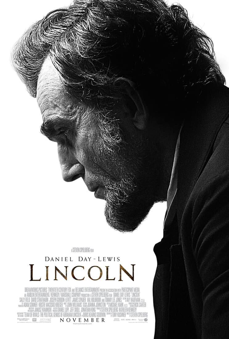 NEW: Steven Spielberg's LINCOLN Movie Poster Released