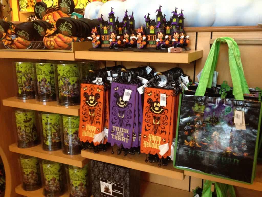 Disney Halloween Merchandise 2012