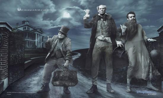 Jack Black Will Ferrell Jason Segel Hitchhiking Ghosts
