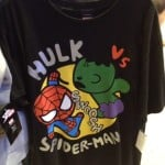 Marvel Tokidoki Spiderman vs. Hulk
