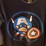 Marvel Tokidoki Captain America