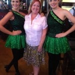 Irish Dancers and me