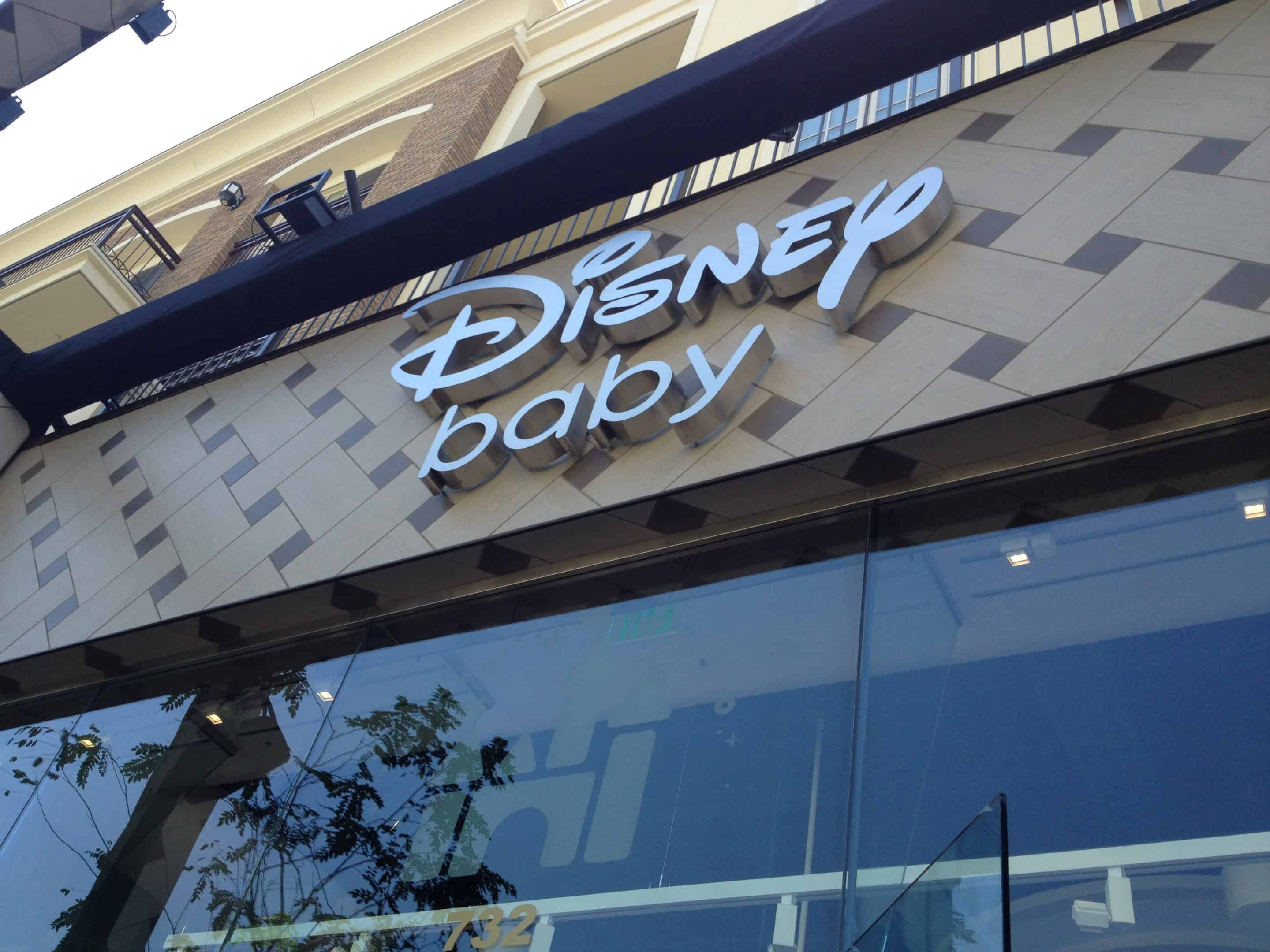 Exclusive Disney Baby Store Glendale Grand Opening Photos and Review