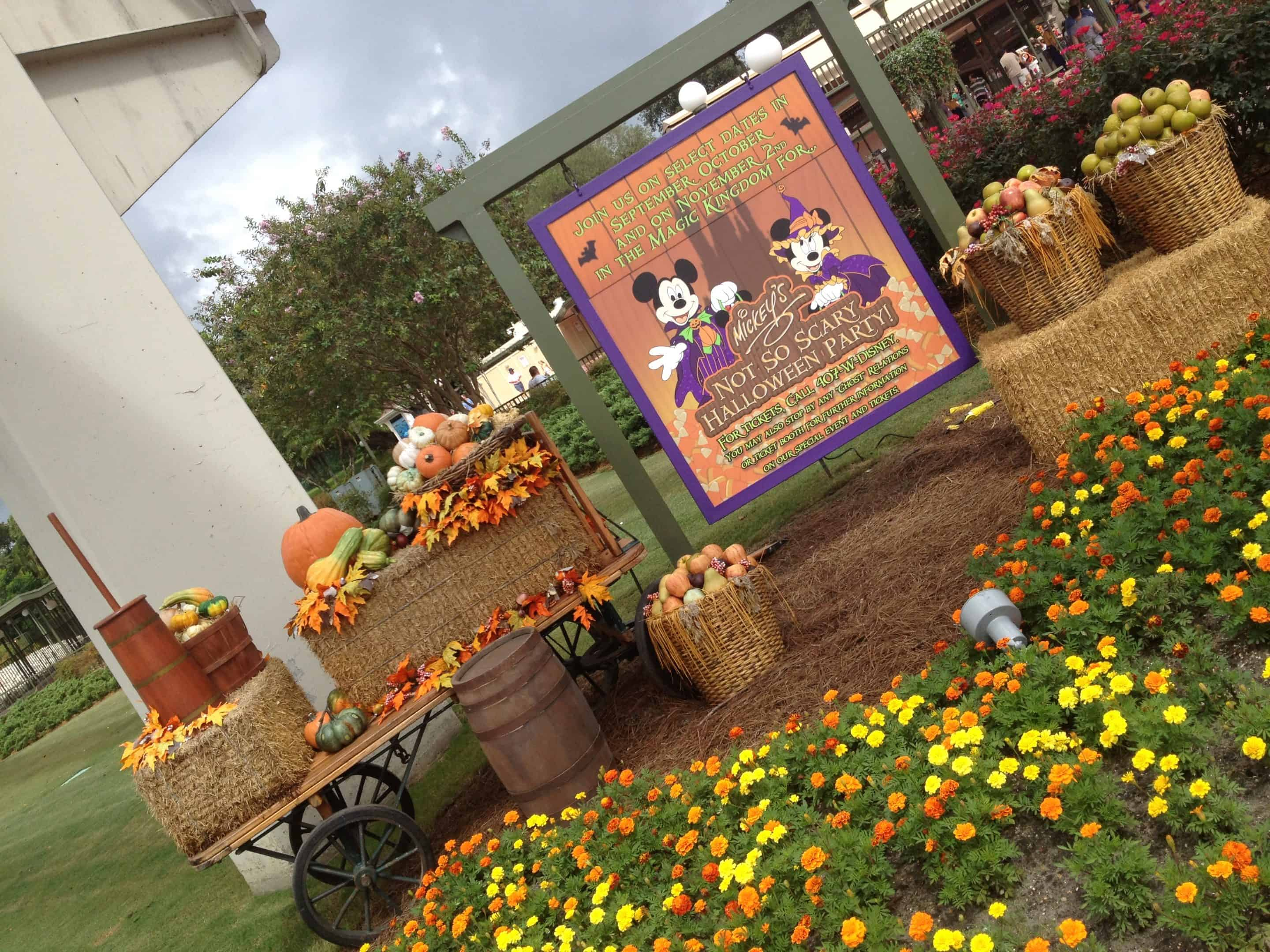 Mickey's Not So Scary Halloween Party Delivers Treats For All!