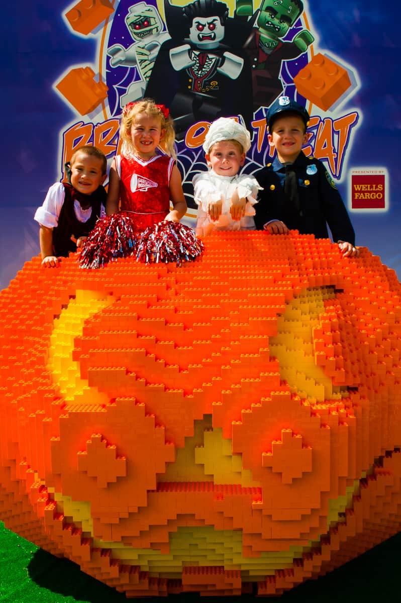 Turn Tricks into Bricks at LEGOLAND Florida's 1st Brick or Treat Halloween Event