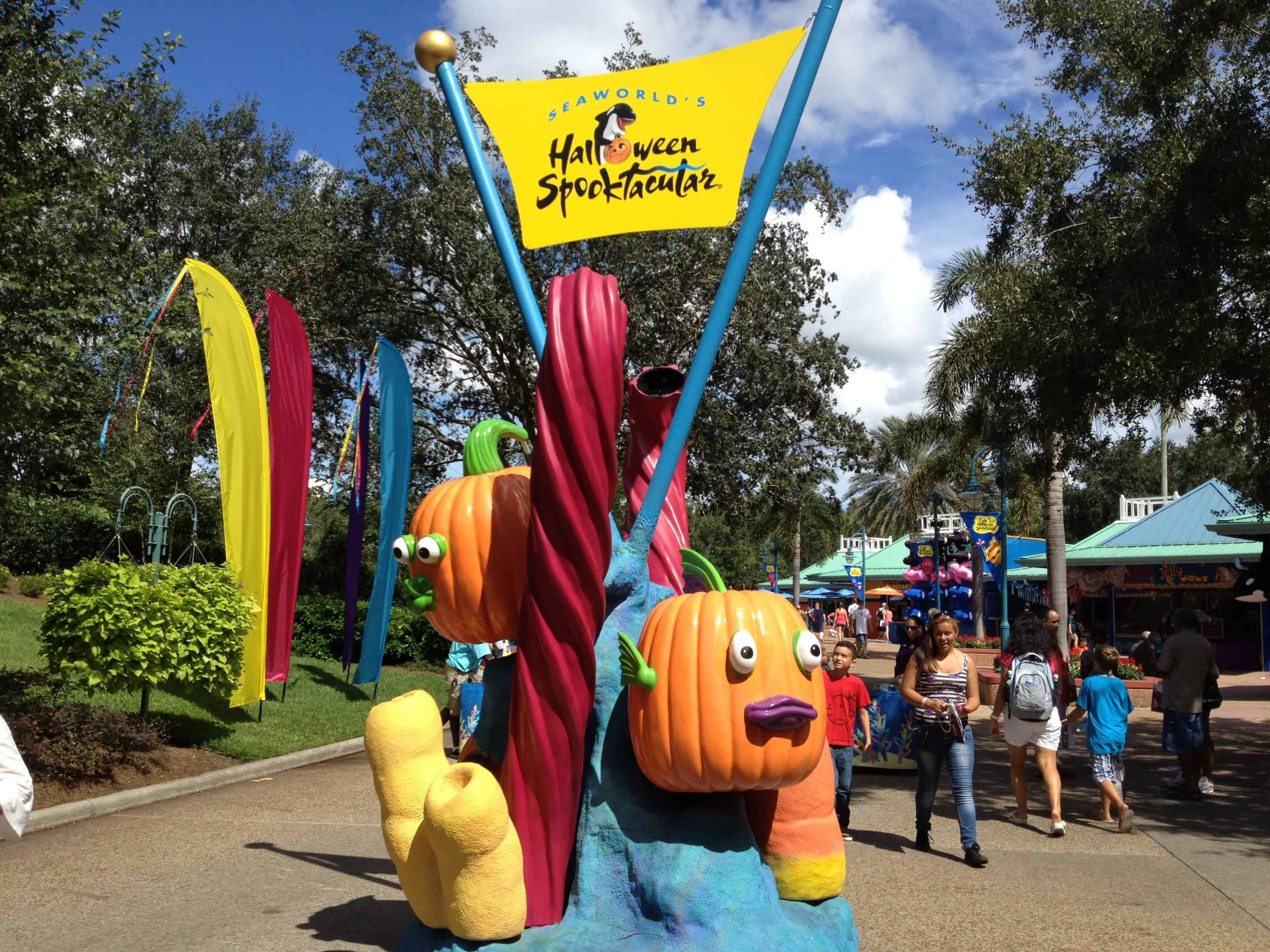 SeaWorld Spooktacular Offers Family Fun For All – Included In Regular Ticket!