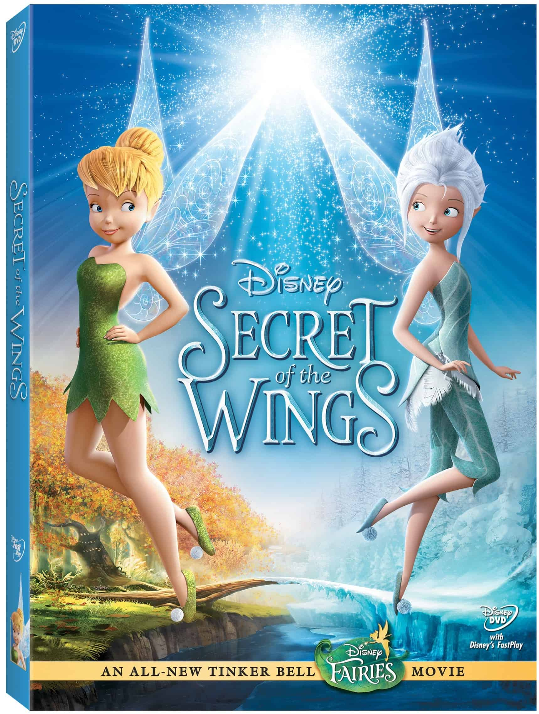 Disney's Secret of the Wings Brings Magical Messages Home