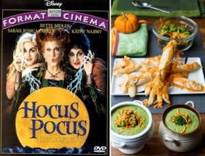 Hocus Pocus Halloween recipes