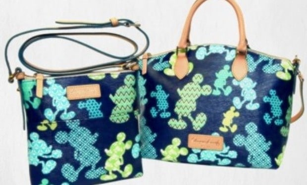 20th Anniversary Walt Disney World Marathon Disney Dooney and Bourke Bags