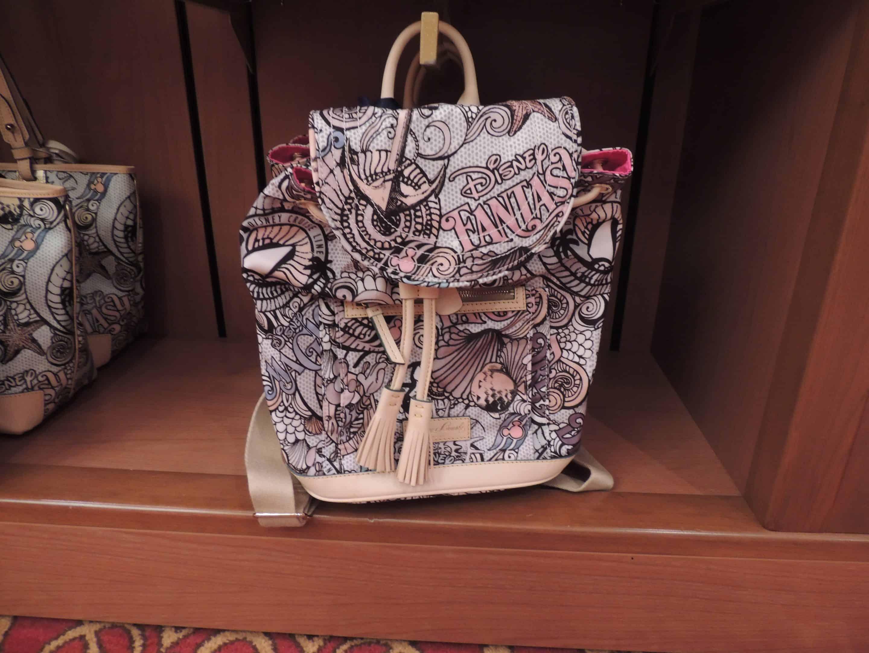 NEW Disney Dooney & Bourke Cruise Line Nylon Backpack