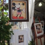 Patriotic Mickey Festival of the Masters
