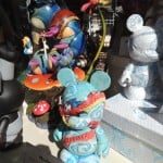 Custom Vinylmation at Festival of the Masters