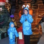 Gaylord Palms ICE! Merry Madagascar