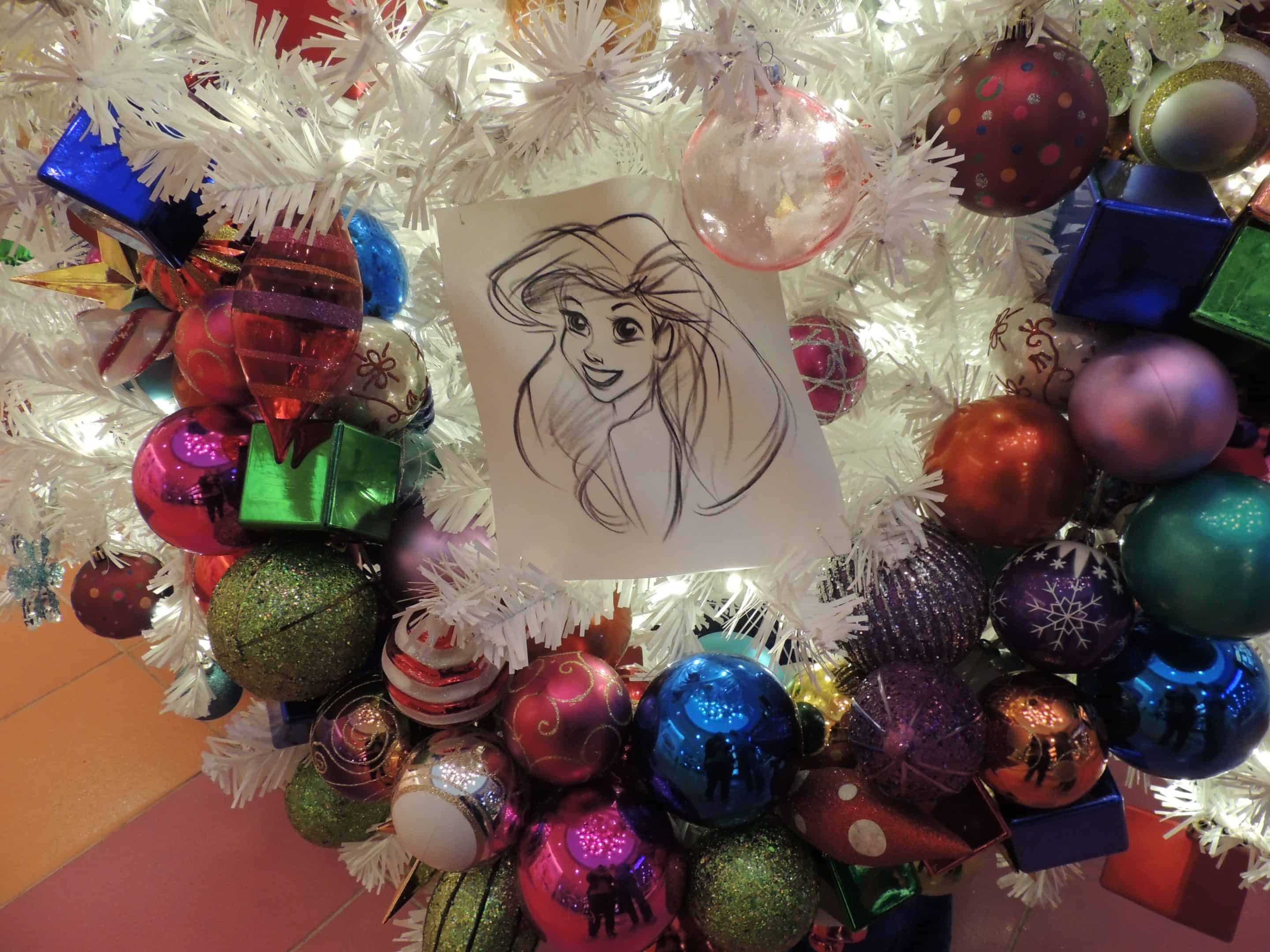 Disney's Art of Animation Celebrates its First Christmas