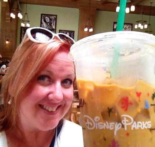 Starbucks California Adventure