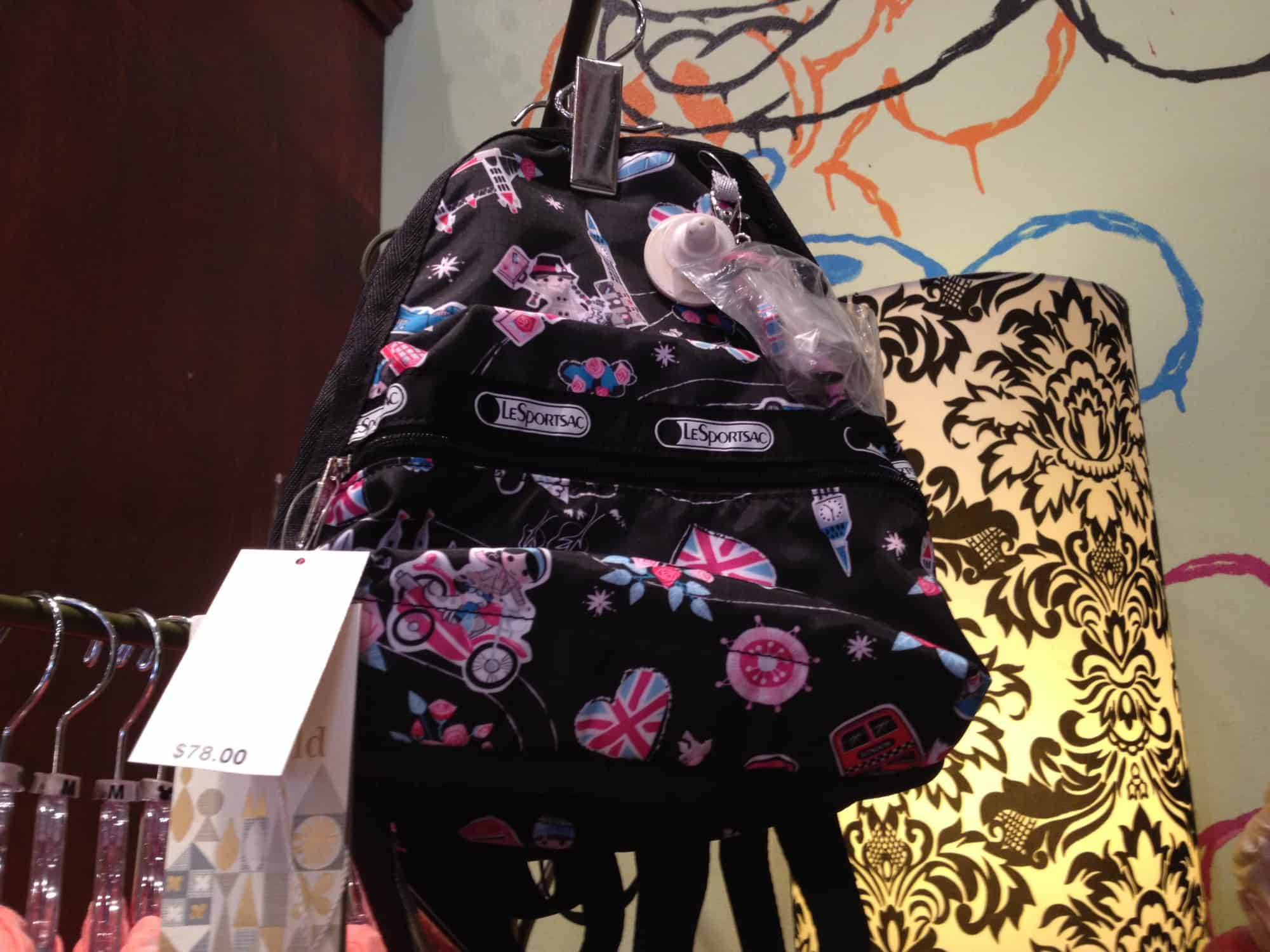 Disney LeSportsac Winter 2012 London