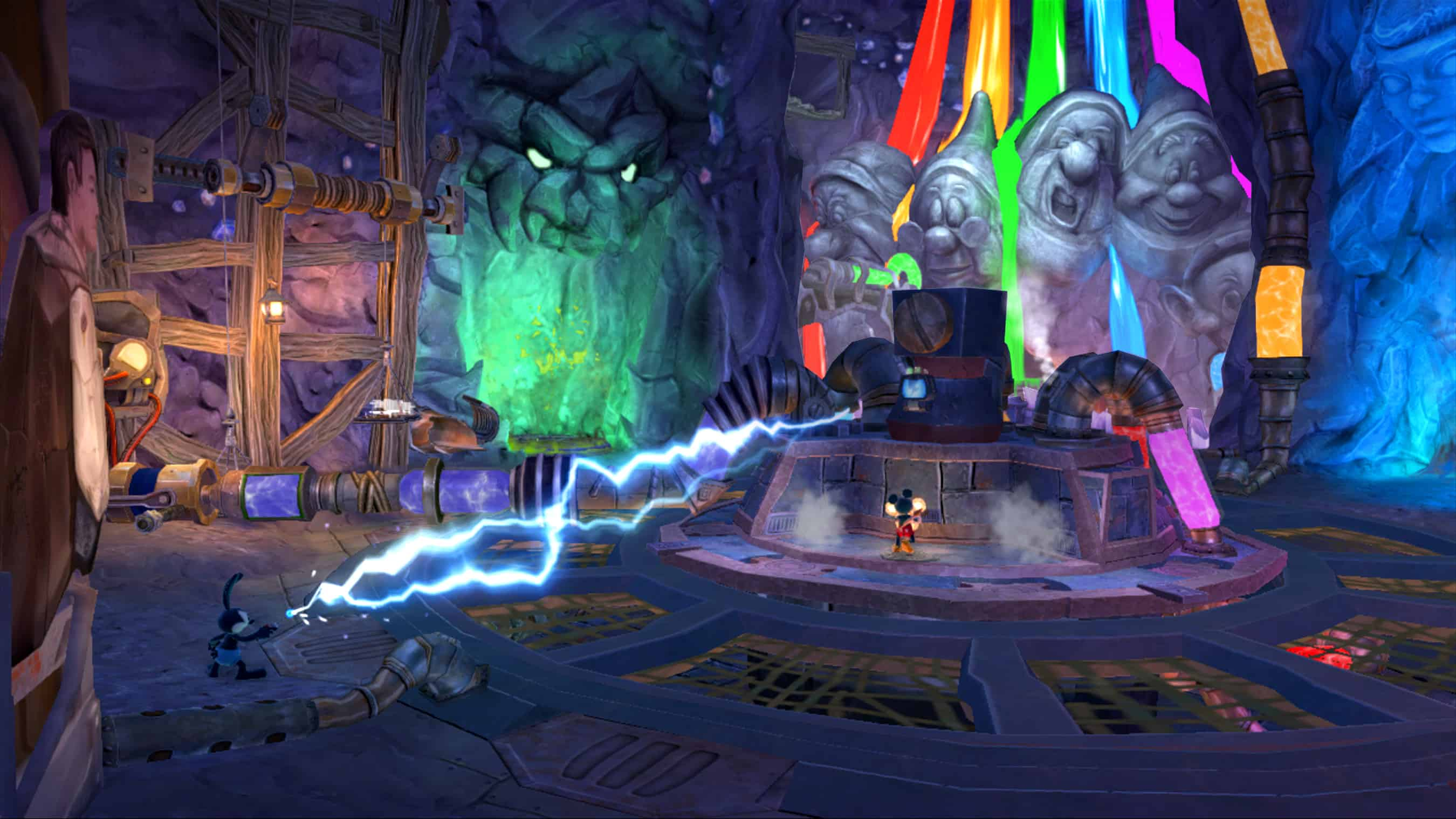 REVIEW: Epic Mickey 2: Power of Two for Xbox360